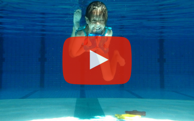 Zwemles instructie